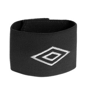 UMBRO Shinguard Holder Sort 0 Leggskinnbånd (2 pk)