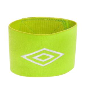 UMBRO Shinguard Holder Lime 0 Leggskinnbånd (2 pk)